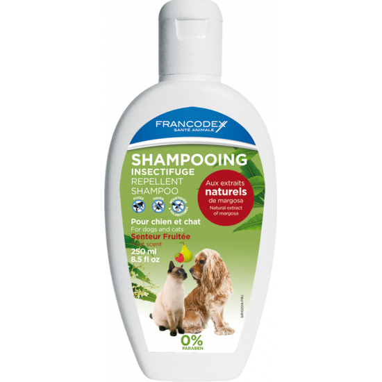 Shampooing insect fruite 250ml