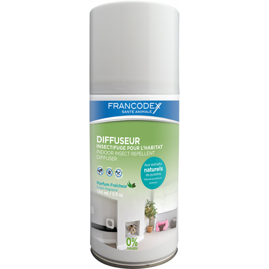 Diffuseur insectif fraicheur