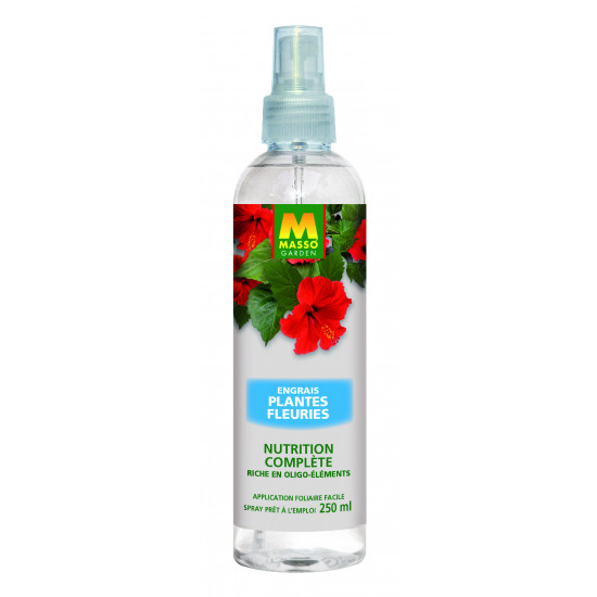 Engrais plantes fleuries 250ml