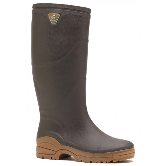 Botte optimum marron 43