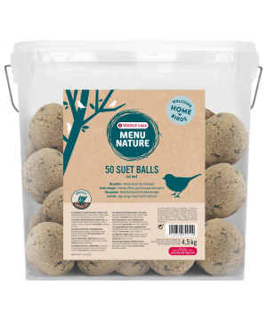 50 boules de graisses - 4,5 kg de Versele Laga - Orlux - Pâtée pour oiseaux et nourriture rongeurs dans Graines et graisses