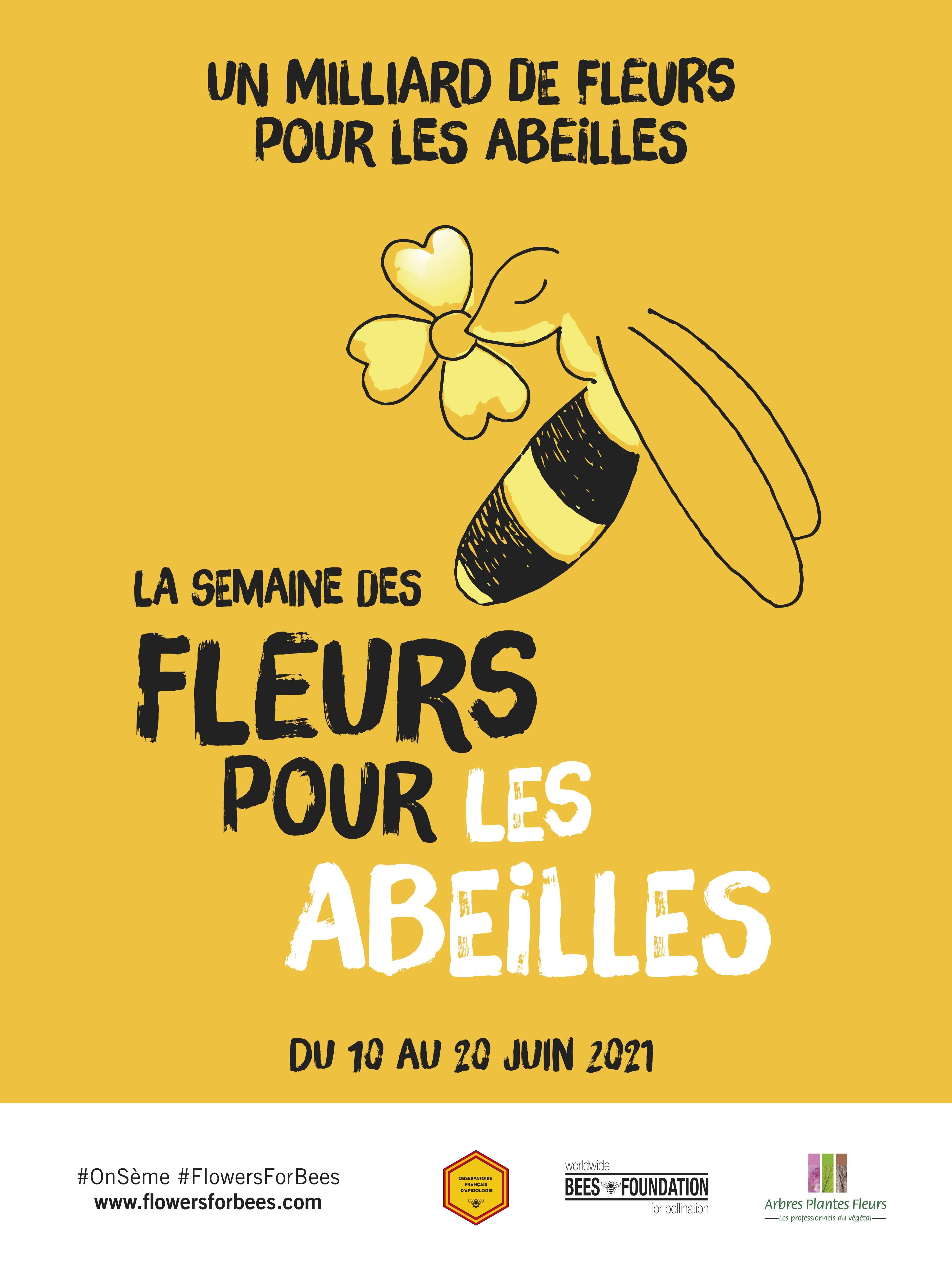 fleurs pour les abeilles