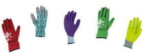 Grand choix de gants dans votre jardinerie en livraison et en Gironde, à Bordeaux Mérignac et Libourne